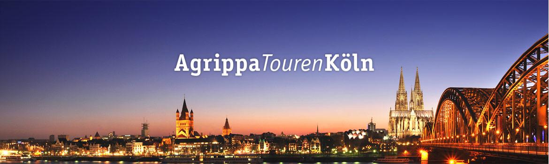 Agrippa Touren Köln