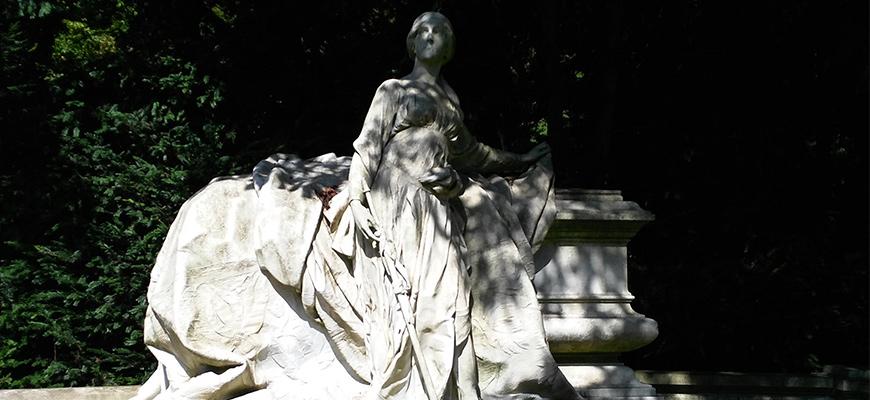Führung über den Melatenfriedhof